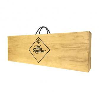 Coffret en bois