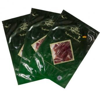 Jambon de champ tranché