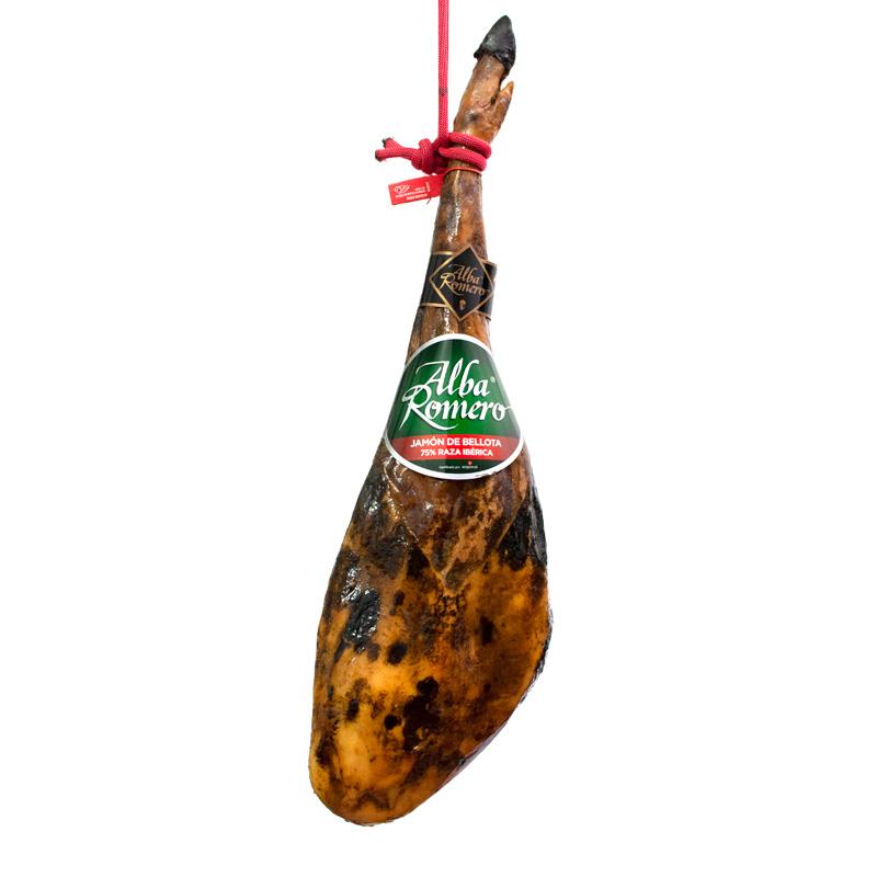 Jambon Ibérique 75%