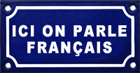 ici on parlais français