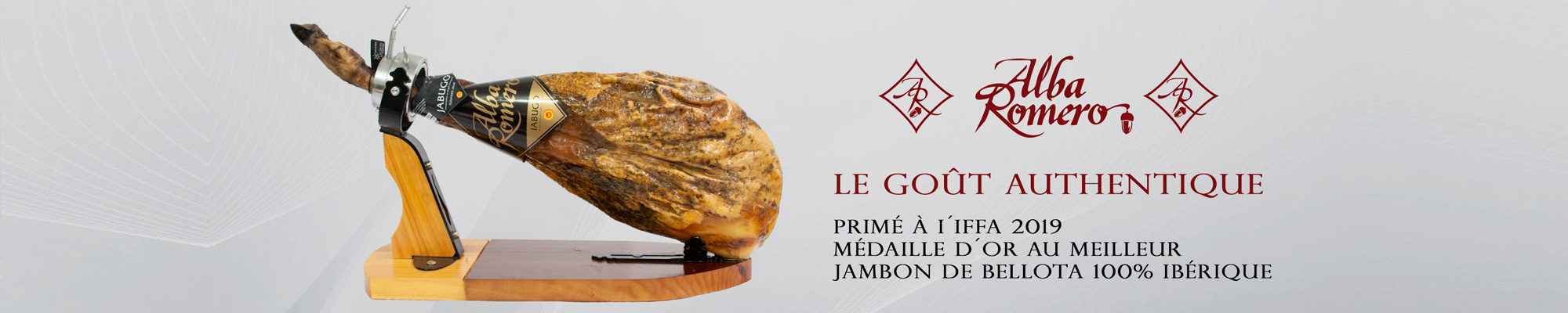 jambon ibérique